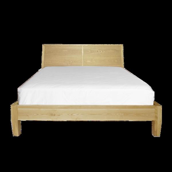 紐松實木床架