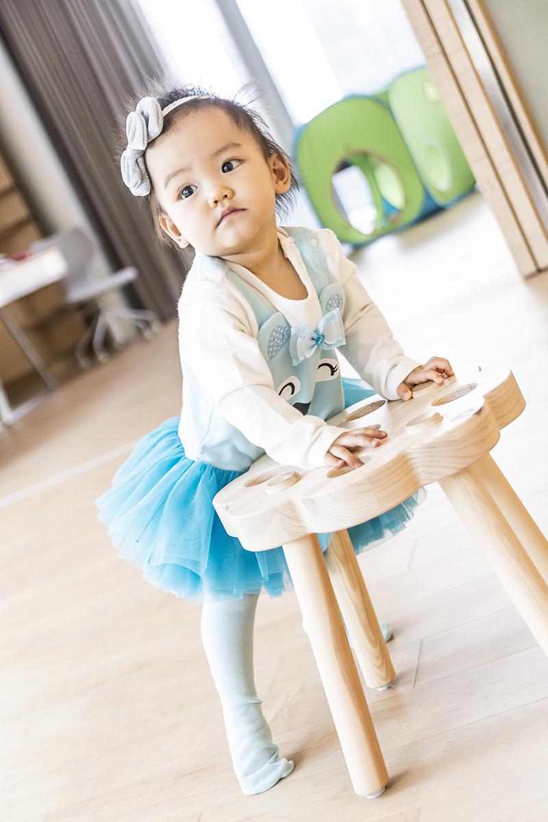 珍珠藍model
