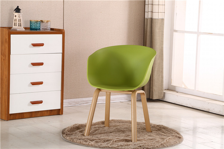北歐簡約設計師餐椅