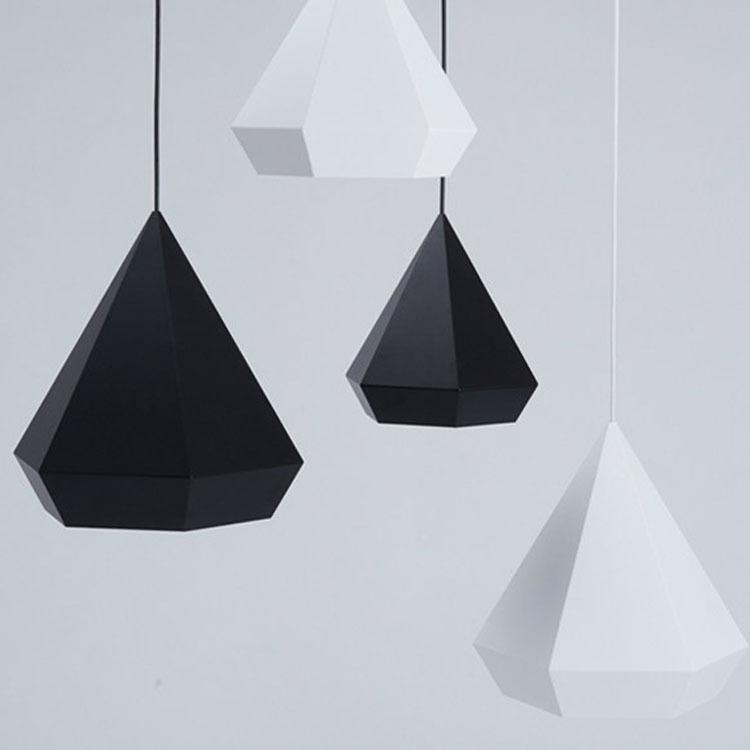 北歐極簡餐桌吊燈