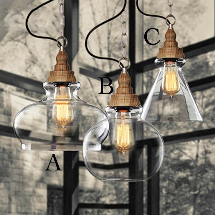 北歐復古燈具