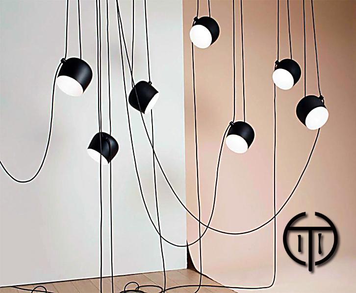 北歐吊線燈具