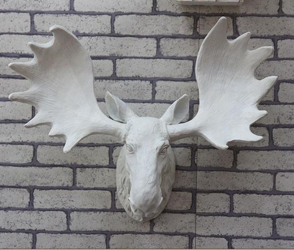 北歐駝鹿居家裝飾
