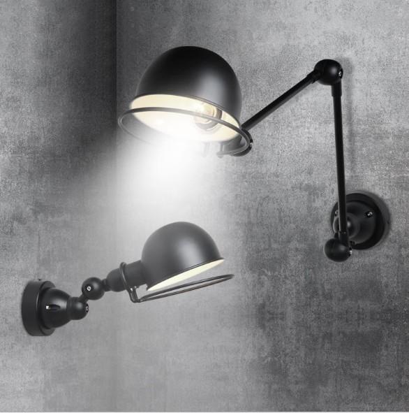 工業風 壁燈