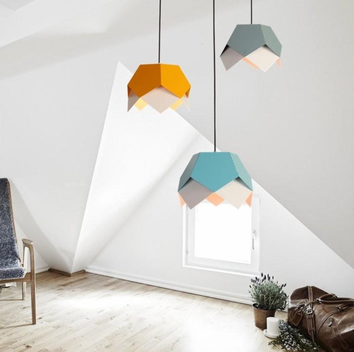 北歐立體燈具