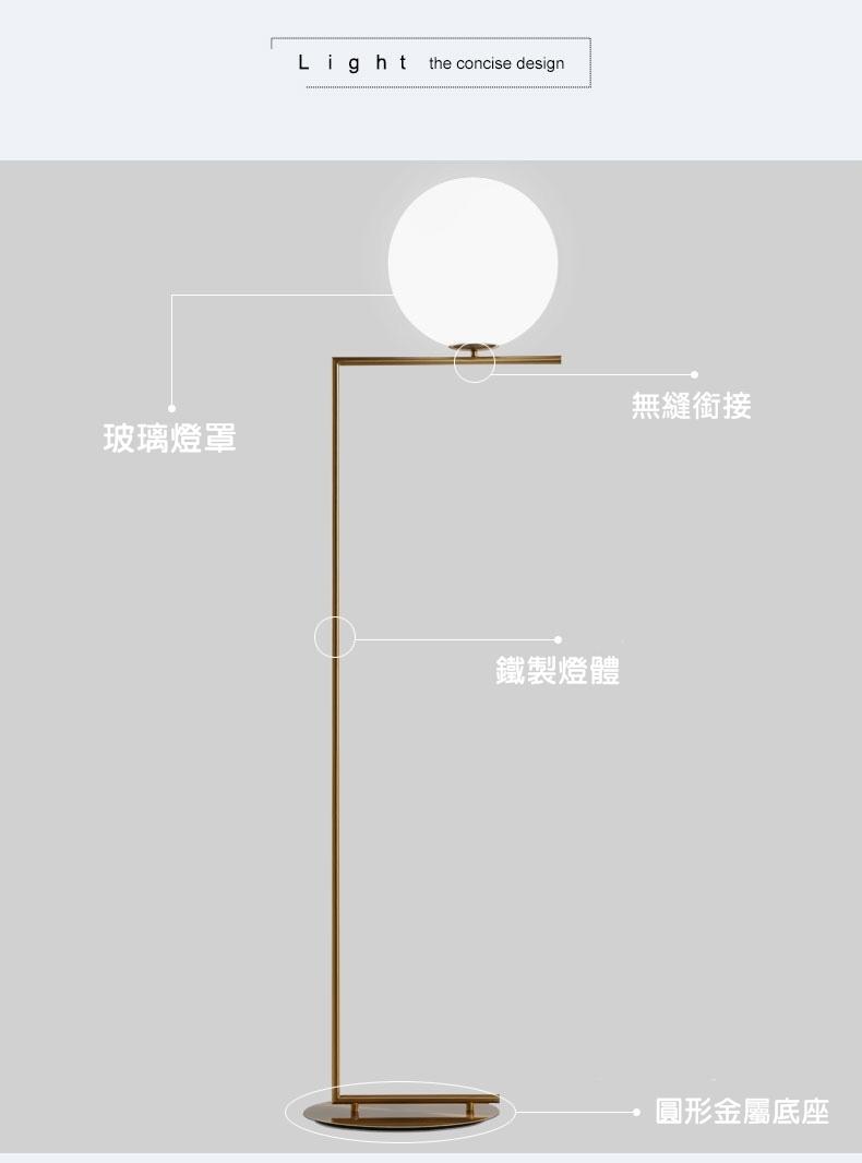 北歐燈具規格